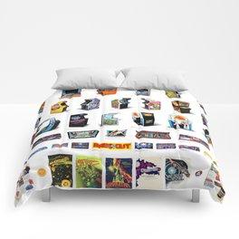 Arcade Art Comforters