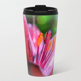 Blooming Tulip Travel Mug