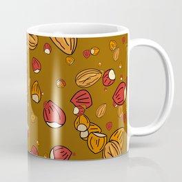 Nutty about Nuts Coffee Mug