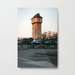 Urban landscape Subotica Metal Print