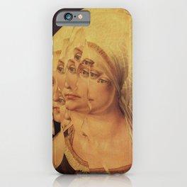 Another Portrait Disaster · mit Albrecht iPhone Case