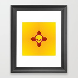 Roswell New Mexico Framed Art Print
