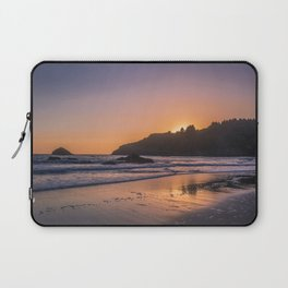 Goodnight Sun Laptop Sleeve