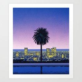Hiroshi Nagai Vaporwave Shirt Poster Wallpaper Art Print