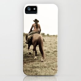 Home Away iPhone Case