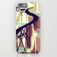 The black bridge Slim Case iPhone 6s