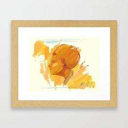 Olori Agba Framed Art Print