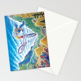 Crankworx Stationery Cards