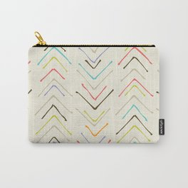 pastel mudcloth Carry-All Pouch