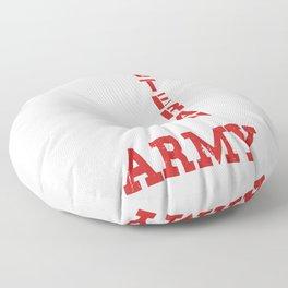 Veteran of the United States Floor Pillow