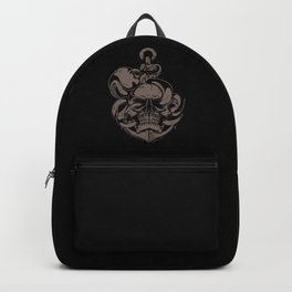 Skull And Octopus | Heavy Metal Backpack