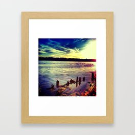 Ancient Relics Framed Art Print