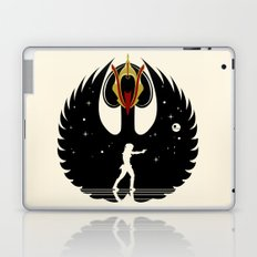 Queen Swan Laptop & iPad Skin