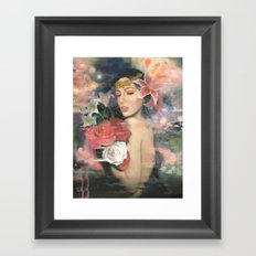 Exotic Native Framed Art Print