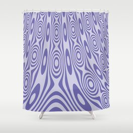 The Purple Tree.... Shower Curtain