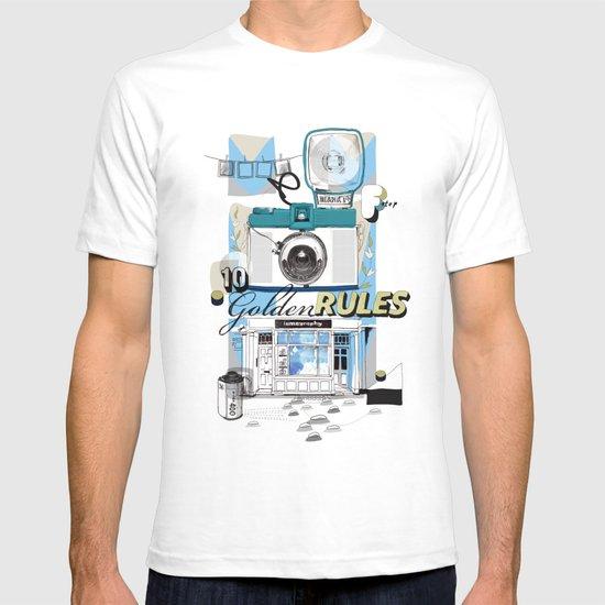 Ten Golden Rules T-shirt