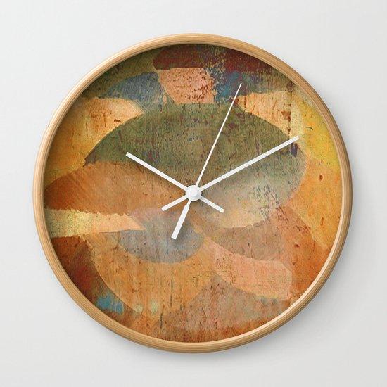 金持ち (The Rich Man) Wall Clock