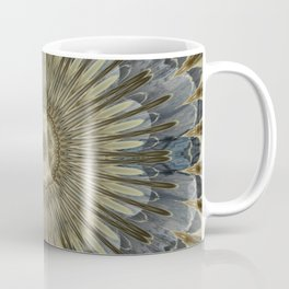 Stay cool floral mandala Coffee Mug