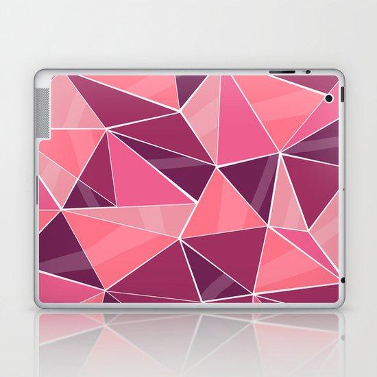 Pattern, pink Laptop & iPad Skin