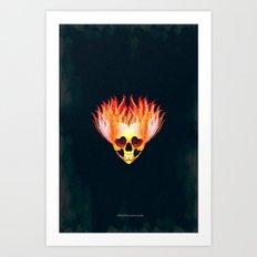 CUPID 048 Art Print