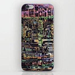 Urban Vibes / Density Series iPhone Skin