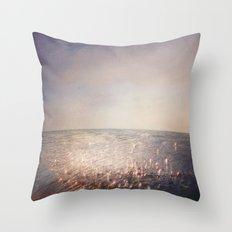 Dreaming of Rain Throw Pillow
