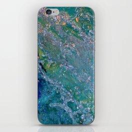 A Mermaid Tail iPhone Skin
