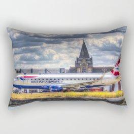 British Airways  Rectangular Pillow