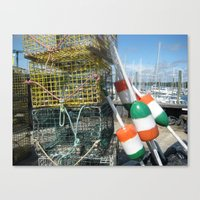 irish Canvas Prints featuring Irish by courtney2k ⚓ design™