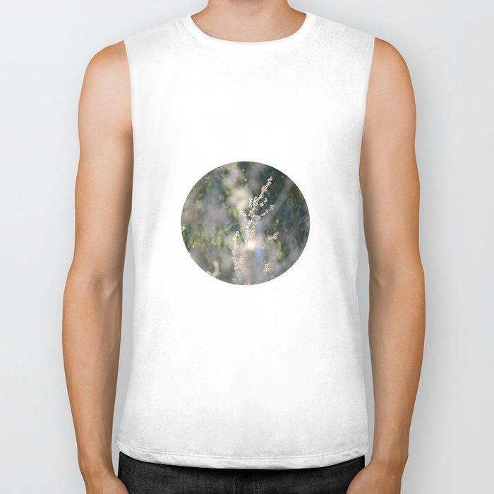 On The Sunny Side of Life Biker Tank