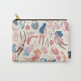 Almost Mermaid Carry-All Pouch