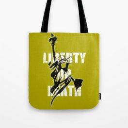 Liberty or Death Tote Bag