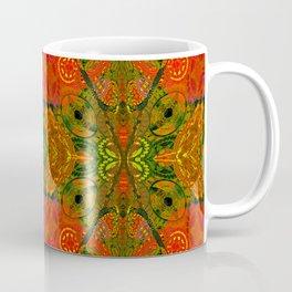Vintage Bohemian Christmas Coffee Mug