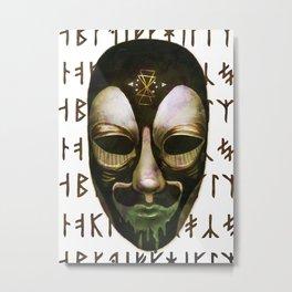 Demi-GOD Metal Print