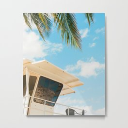 Prints for a Purpose: Looking Up in Paradise Metal Print