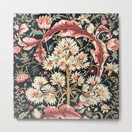 """William Morris """"Acanthus"""" Metal Print"""