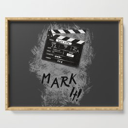 Clapperboard Serving Tray