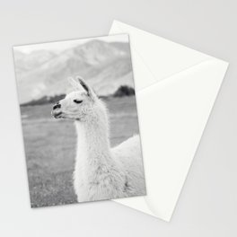 Mountain Llama Stationery Cards