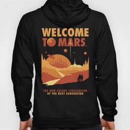 Welcome to Mars Hoody