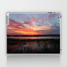 Sunset And Reflections 2 Laptop & iPad Skin