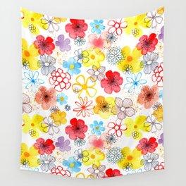 Summergarden Wall Tapestry