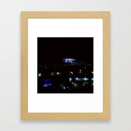 Are you the Keymaster Framed Art Print