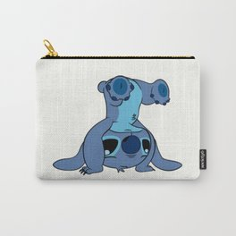Stitch upside down Carry-All Pouch