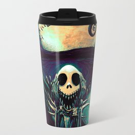 The Scream Before Christmas Travel Mug