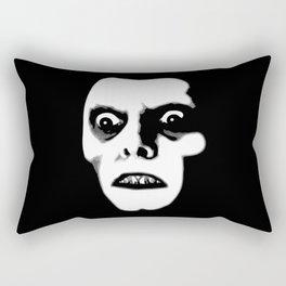 Howdy, Pazuzu Demon Design for Wall Art, Prints, Posters, Tshirts, Men, Women, Kids Rectangular Pillow