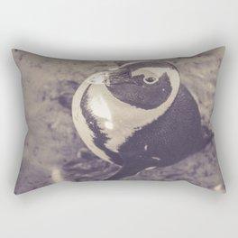 Adorable African Penguin Series 3 of 4 Rectangular Pillow