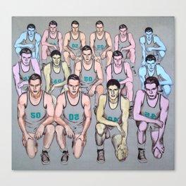 Descendants Canvas Print