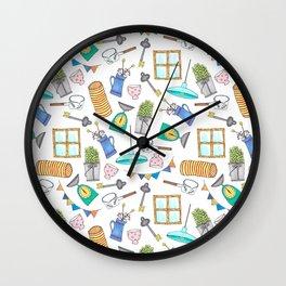 Vintage Mania Wall Clock
