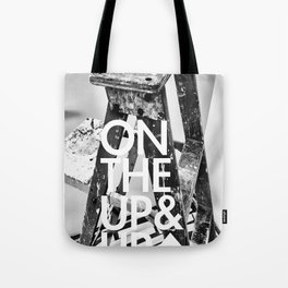 Ladder Progression Tote Bag
