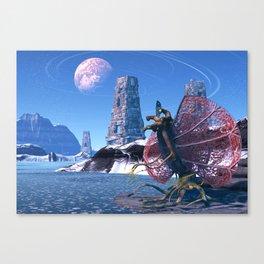 The Elder Race Canvas Print